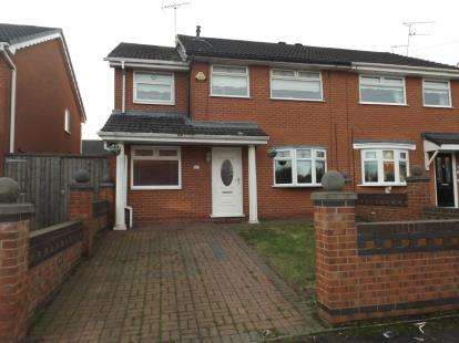 3 Bedrooms Semi Detached House for sale in Sutherland Road, Prescot, Merseyside, Uk, L34