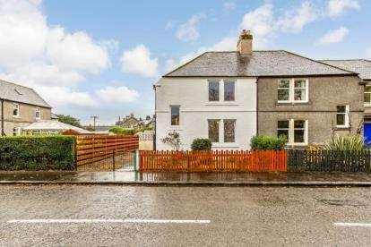 3 Bedrooms Semi Detached House for sale in Riverside Drive, Stirling