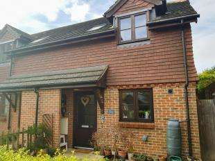 2 Bedrooms End Of Terrace House for sale in Valentines Lea, Northchapel, Petworth, West Sussex