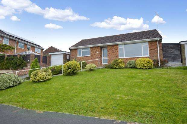 2 Bedrooms Detached Bungalow for sale in Nursery Gardens, Chard, Somerset