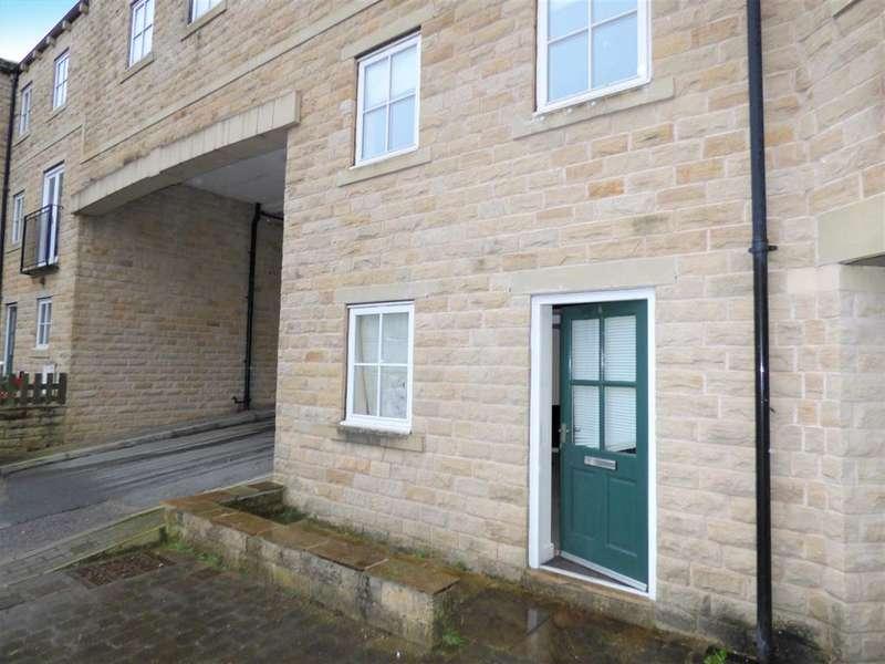 1 Bedroom Ground Flat for sale in Woodcote Fold, Gooseye, Oakworth