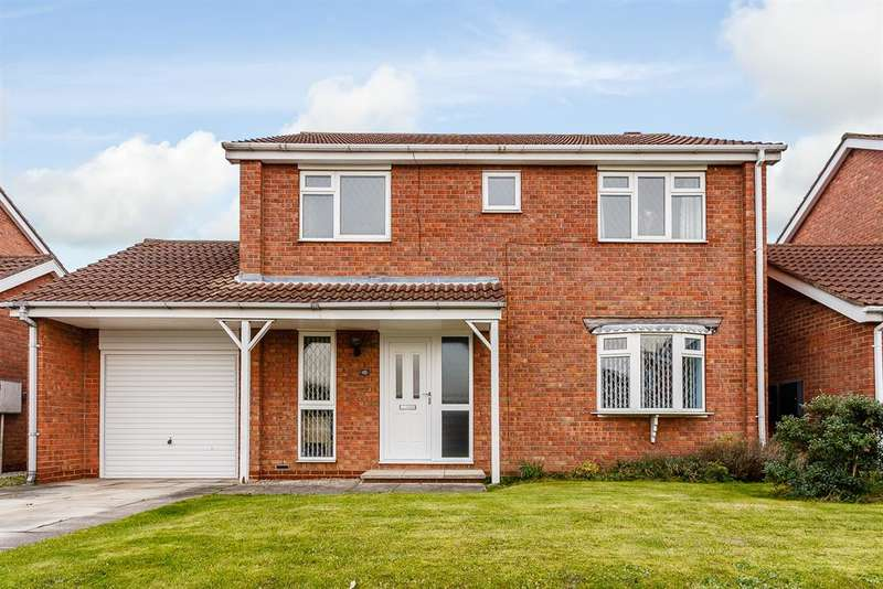 4 Bedrooms Detached House for sale in Alness Drive, York, YO24 2XZ