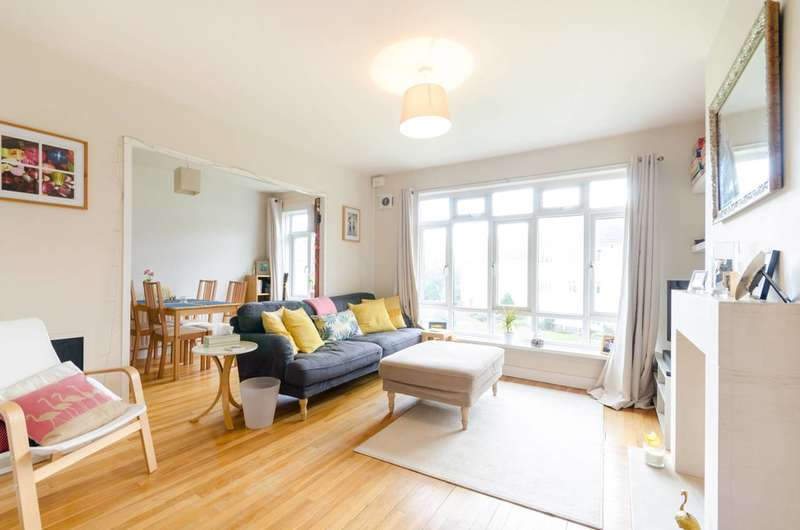 2 Bedrooms Flat for sale in Lawrie Park Road, Crystal Palace, SE26