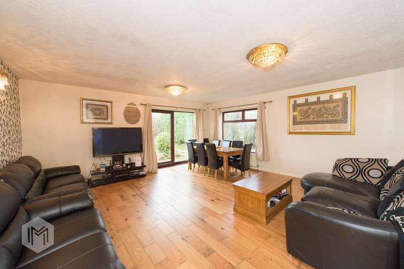 5 Bedrooms Semi Detached Bungalow for sale in Fairlyn Drive, Bolton, BL5