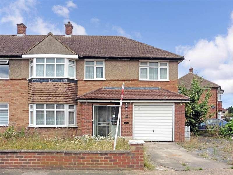 4 Bedrooms End Of Terrace House for sale in Heron Way, Upminster, Essex