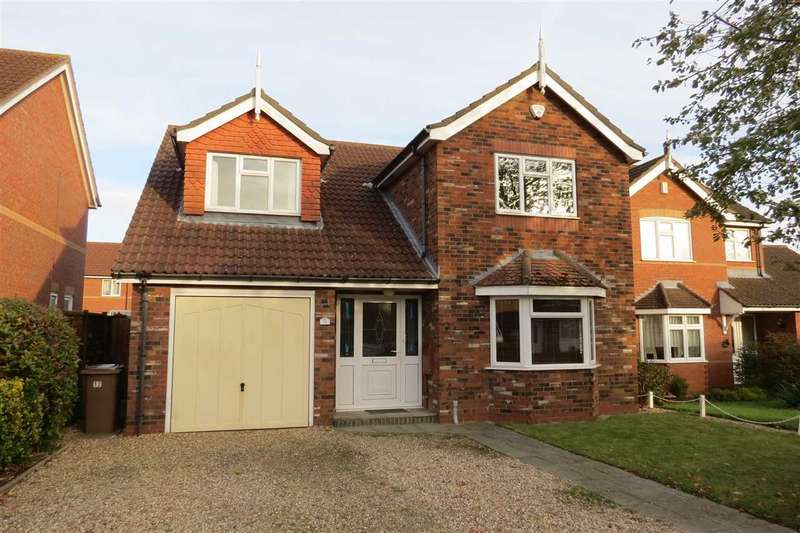 4 Bedrooms Detached House for sale in Northumbria Road, Quarrington