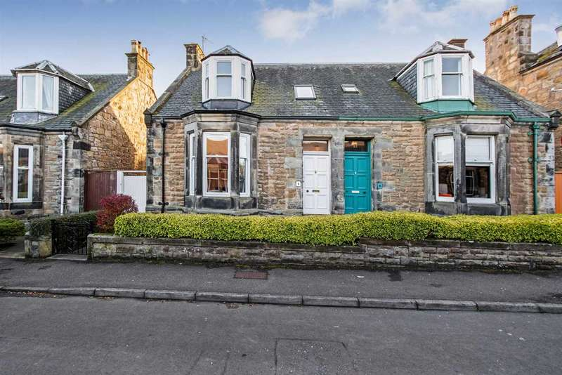 3 Bedrooms Semi-detached Villa House for sale in Lady Helen Street, Kirkcaldy