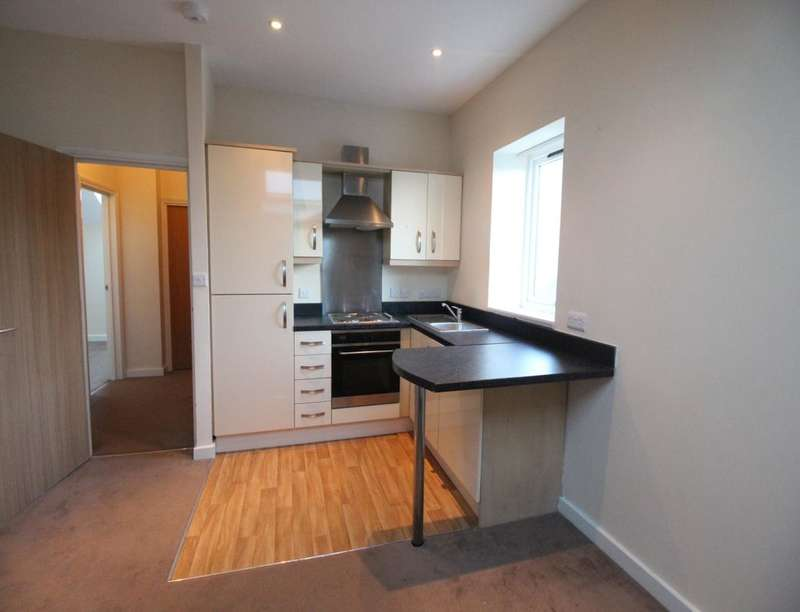 2 Bedrooms Flat for rent in Water Street, Wigton, CA7
