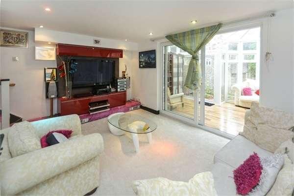 3 Bedrooms Terraced House for sale in Jarrow Way, London