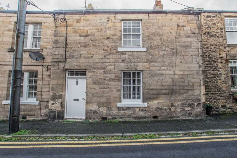 2 Bedrooms Terraced House for sale in 33 St Helens Street