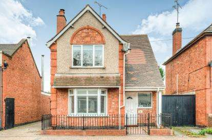 3 Bedrooms Detached House for sale in Central Avenue, Nuneaton, Warwickshire, .