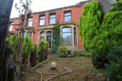 3 Bedrooms Terraced House for sale in Whalley New Road, Blackburn, Lancashire, BB1