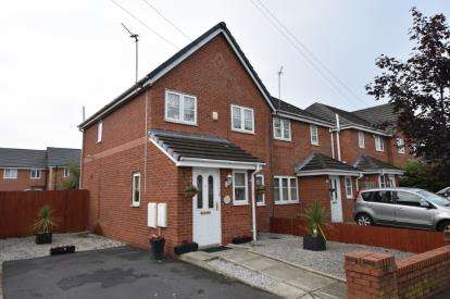 3 Bedrooms House for sale in Waterpark Drive, Liverpool, Merseyside, England, L28