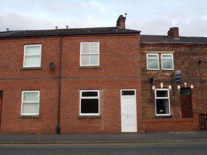2 Bedrooms Terraced House for sale in Warrington Road, Ince, Wigan, Greater Manchester, WN3