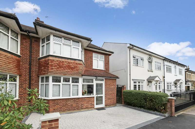 5 Bedrooms Semi Detached House for sale in Lansdowne Road, South Woodford