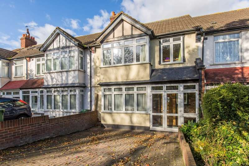 3 Bedrooms Terraced House for sale in Stafford Road, Wallington