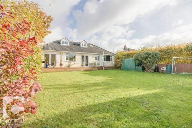 3 Bedrooms Detached House for sale in Waterford Drive, Little Neston, Neston, Cheshire