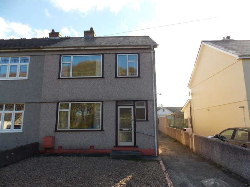 3 Bedrooms Semi Detached House for sale in Alexandra Road, Illogan, Redruth