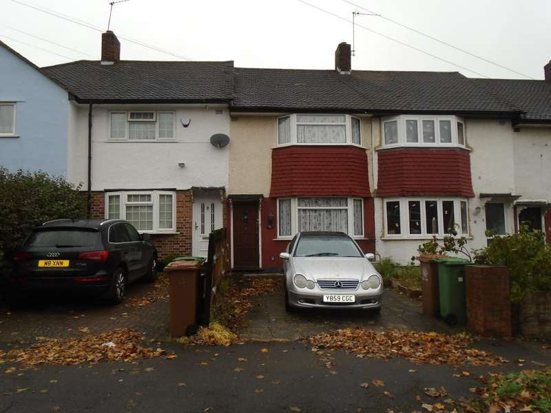 2 Bedrooms Terraced House for sale in Arlington Drive, Carshalton, SM5 2EX