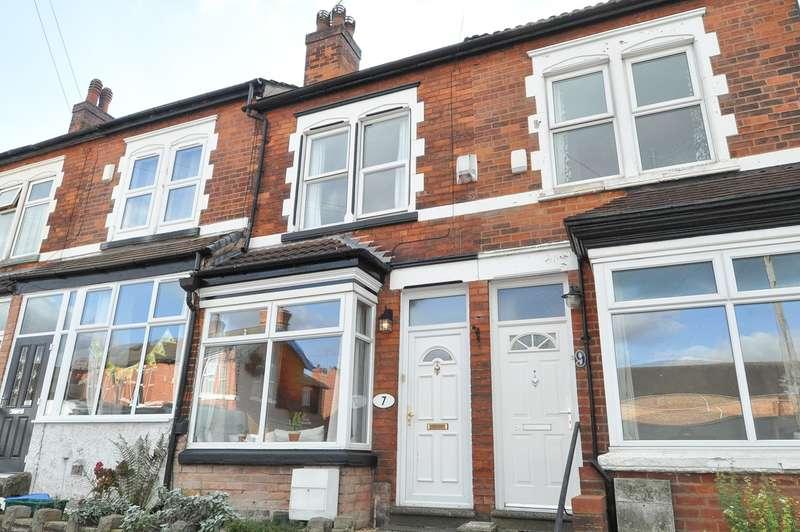 2 Bedrooms Terraced House for sale in Dell Road, Cotteridge, Birmingham, B30