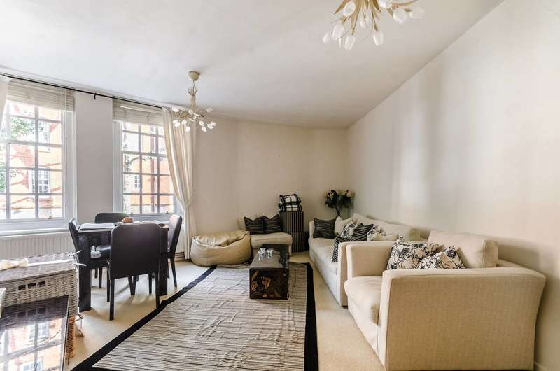 3 Bedrooms Flat for sale in Erasmus Street, Westminster, SW1P