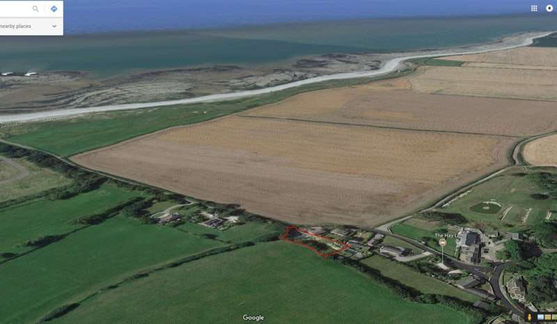 Land Commercial for sale in Plot of land, Vale of Glamorgan, Glamorgan, CF62