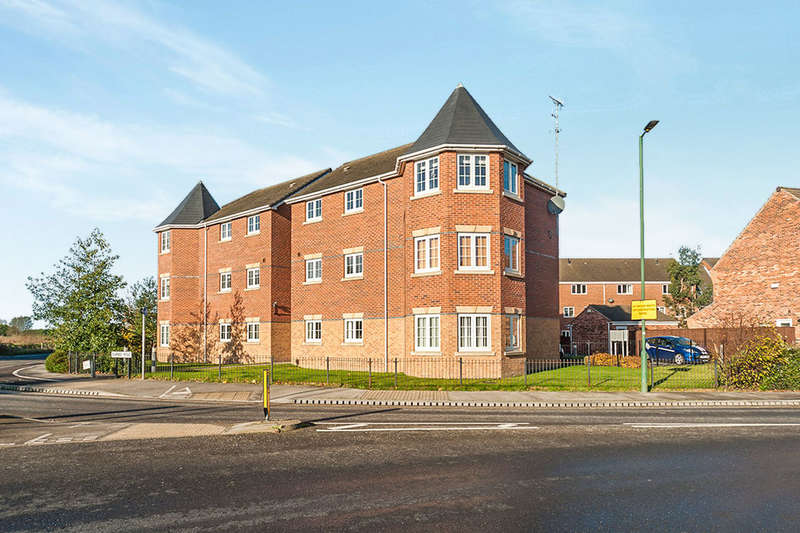 2 Bedrooms Flat for sale in Linn Park, Kingswood, Hull, HU7