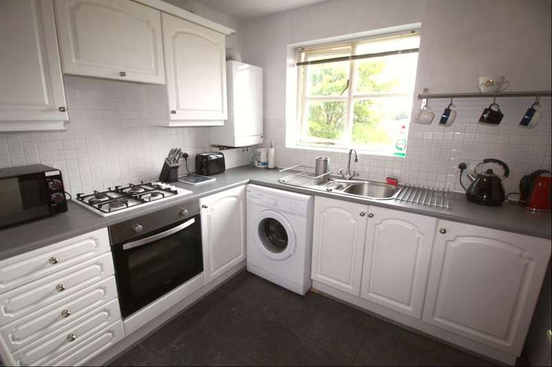1 Bedroom Flat for sale in Praetorian Drive, Wallsend, NE28