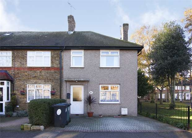 3 Bedrooms End Of Terrace House for sale in Penrhyn Avenue, Walthamstow, London
