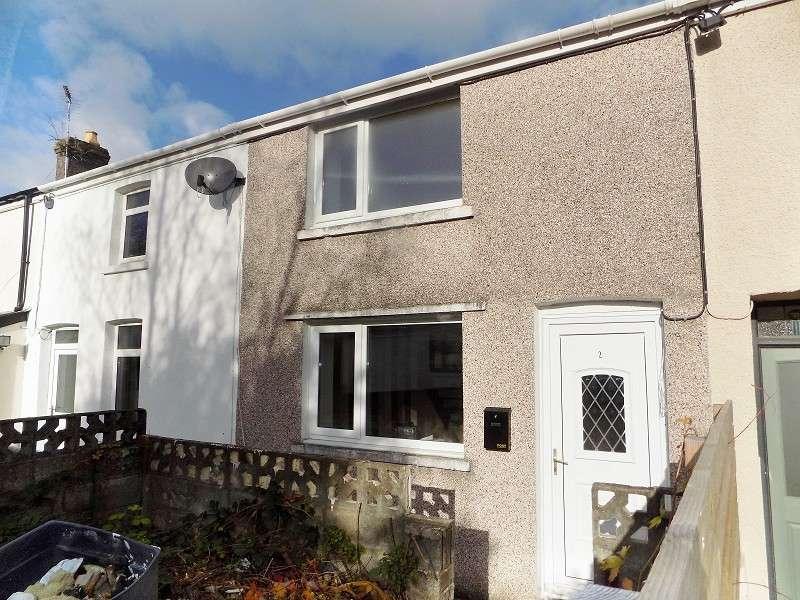 2 Bedrooms Cottage House for sale in Nolton Place, Bridgend. CF31 3BU