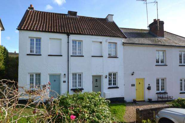 1 Bedroom Terraced House for sale in Church Lane, East Budleigh, Budleigh Salterton, Devon