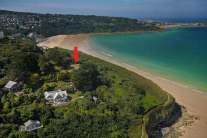 Land Commercial for sale in Carbis Bay, St. Ives, Cornwall