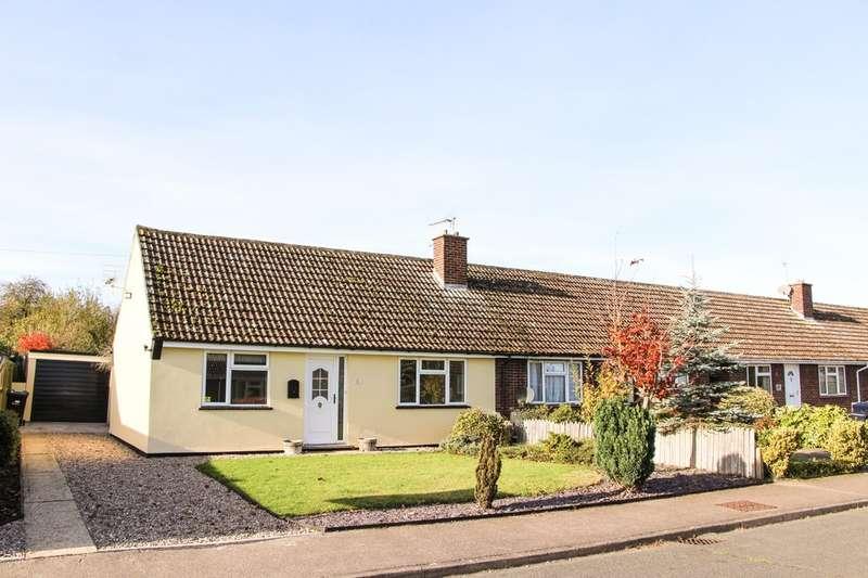 2 Bedrooms Terraced Bungalow for sale in Northfields, Lode