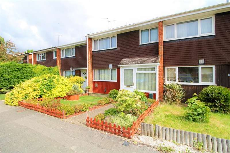3 Bedrooms Terraced House for sale in Hawkins Way, Wokingham, RG40 1UW