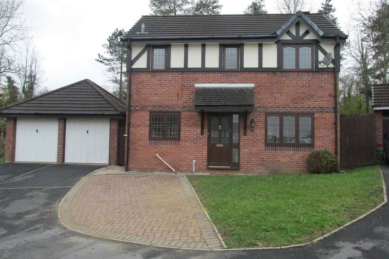 3 Bedrooms Detached House for sale in Tal Y Coed, Hendy, Swansea