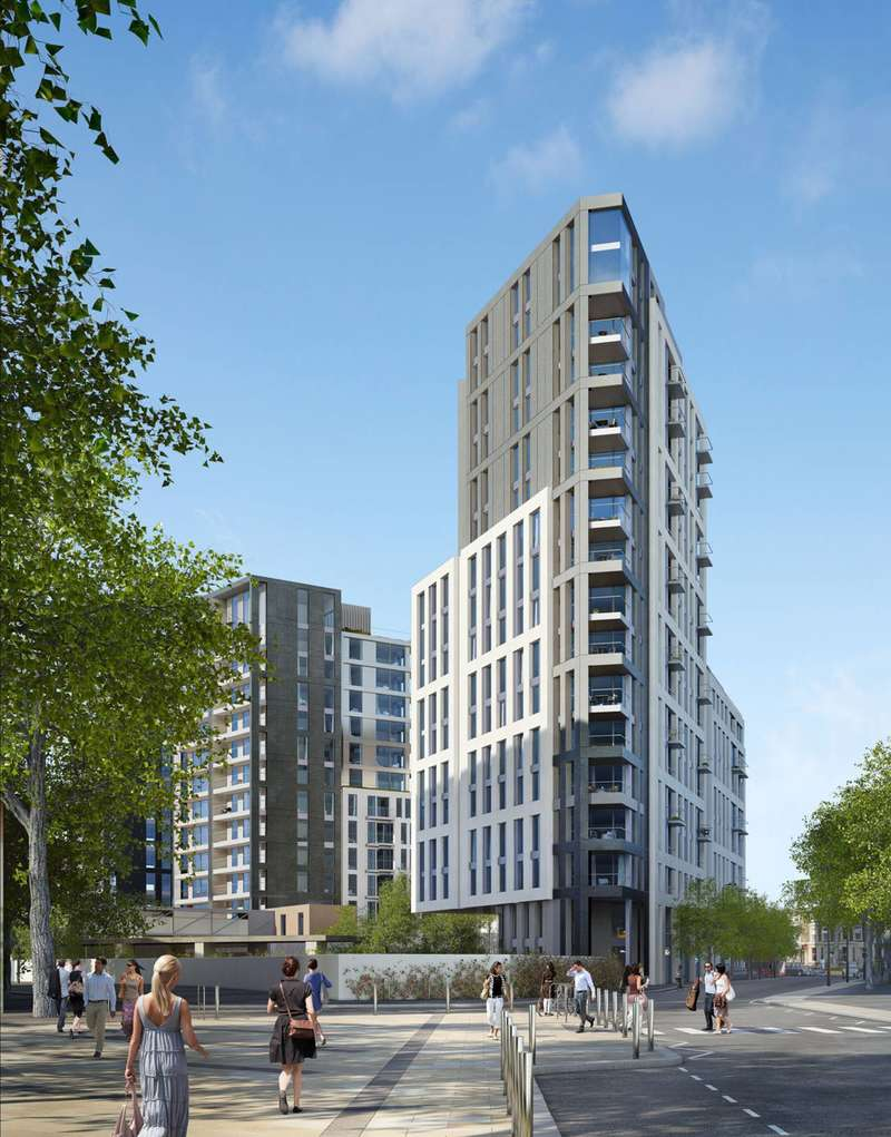 1 Bedroom Flat for sale in Montpellier House, Hammersmith, W6