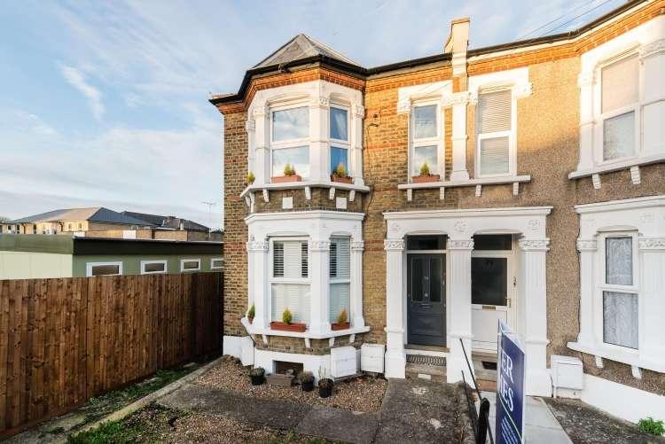 1 Bedroom Flat for sale in Whitbread Road Brockley SE4