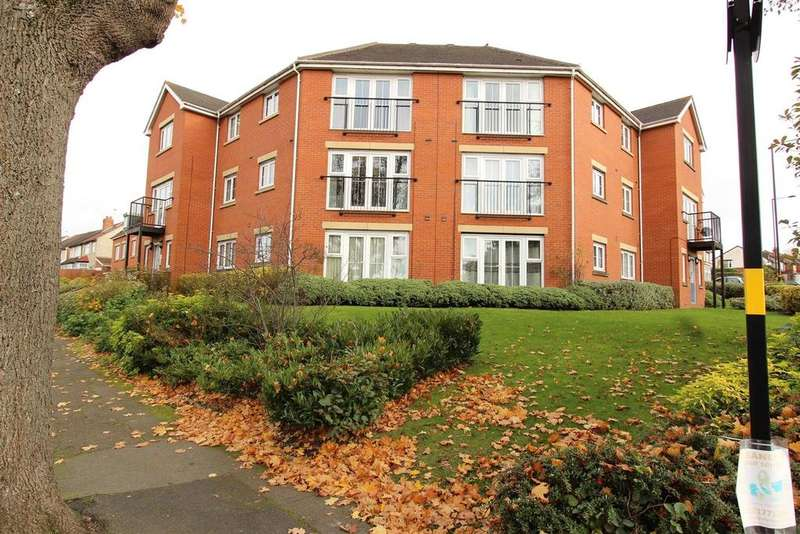 2 Bedrooms Apartment Flat for sale in Shaftmoor Lane, Hall Green, Birmingham