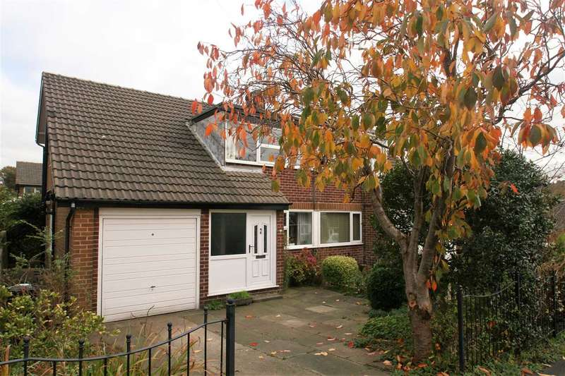 3 Bedrooms Semi Detached House for sale in 65 Coppice Way, less than a mile from Harrogate town centre, HG1 2DJ