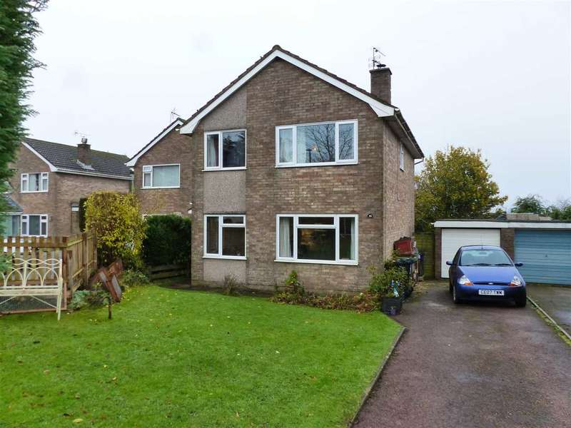 4 Bedrooms Detached House for sale in Castle Crescent, St Briavels