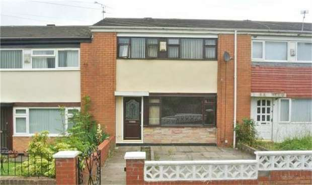 3 Bedrooms Terraced House for sale in Stanhope Drive, Liverpool, Merseyside