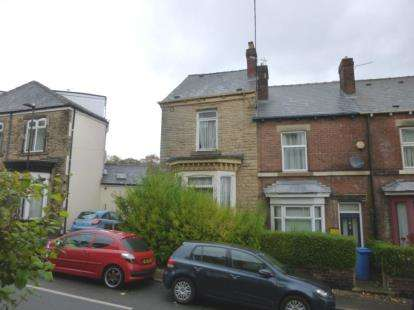 2 Bedrooms End Of Terrace House for sale in Sydney Road, Sheffield, South Yorkshire
