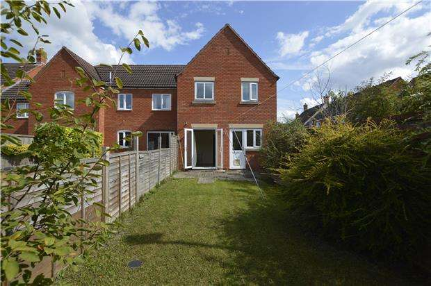 3 Bedrooms End Of Terrace House for sale in Walton Cardiff, TEWKESBURY, Gloucestershire, GL20 7RB