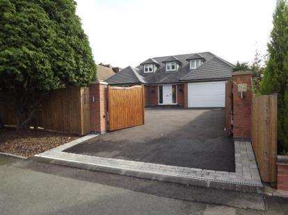 4 Bedrooms Bungalow for sale in Wood Lane, Sutton Coldfield, West Midlands