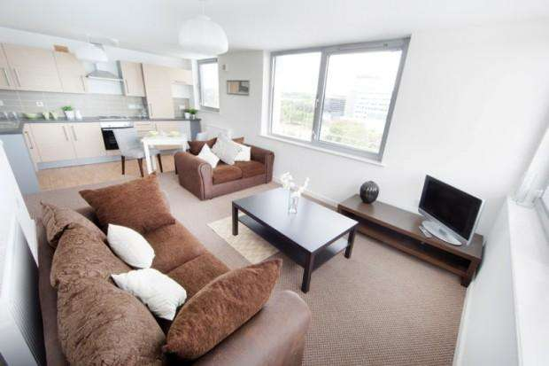 2 Bedrooms Serviced Apartments Flat for sale in Lace Street, Liverpool City Centre, L3