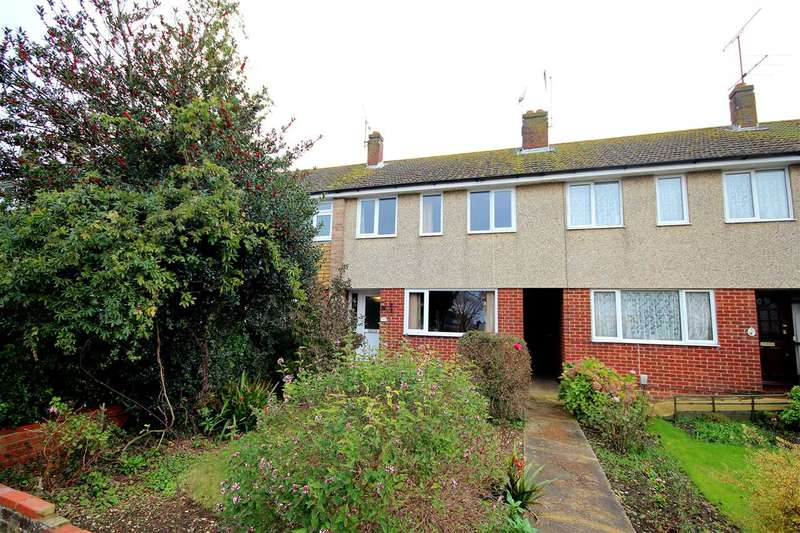 3 Bedrooms Terraced House for sale in Pentland Road, Worthing, BN13