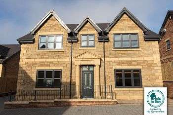 5 Bedrooms Detached House for sale in 4 The Plains , Scotby, Carlisle, CA4 8BJ