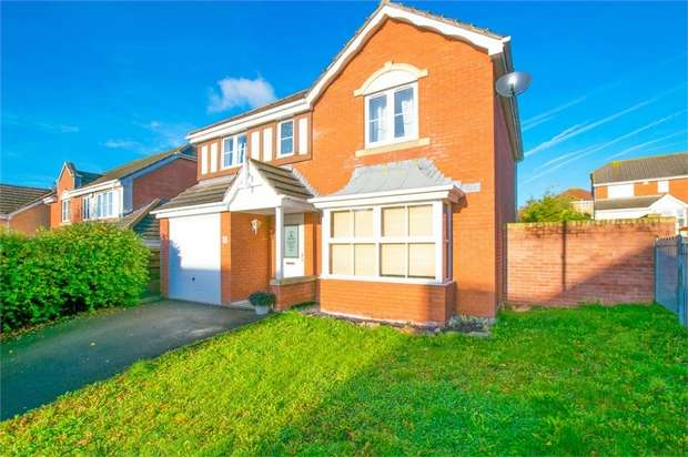 4 Bedrooms Detached House for sale in Melyn Y Gors, Barry, Vale of Glamorgan