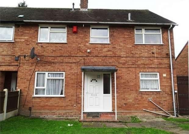 3 Bedrooms Semi Detached House for sale in Haybridge Avenue, Hadley, Telford, Shropshire