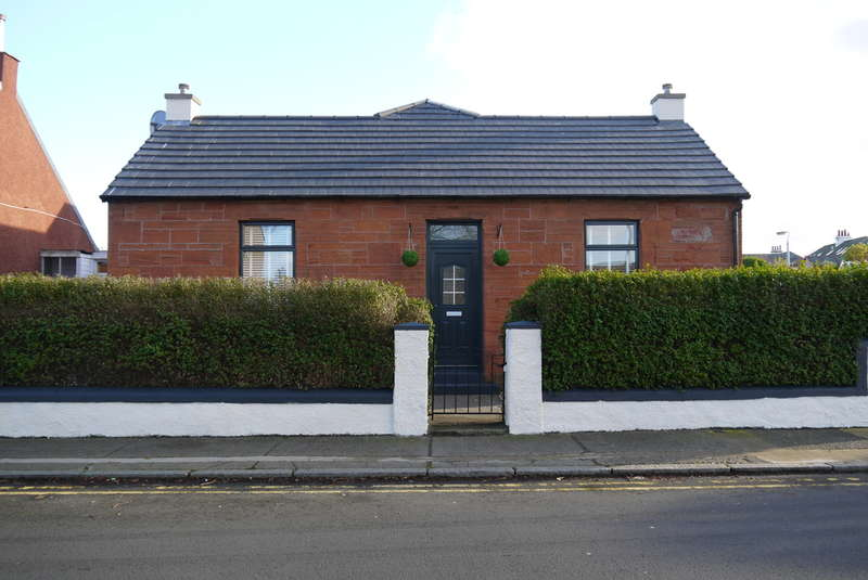5 Bedrooms Detached House for sale in Sandfield Road, Prestwick, KA9